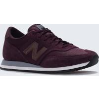 New Balance 620 Bordo Kadın Günlük Ayakkabı