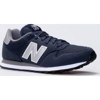 New Balance 500 Mavi Erkek Günlük Ayakkabı