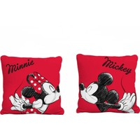 Taç Disney Minnie Mickey Perfect Match 40X40 Krılent