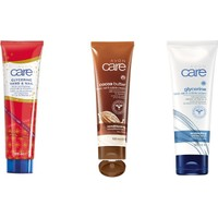 Avon Care Gliserinli Ve Kakao Ve E Vitamini İçeren El Kremi 3 Lü Set