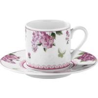 Kütahya Porselen Rüya 9746 Desen Kahve Fincan Takımı