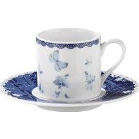 Kütahya Porselen Rüya 9742 Desen Kahve Fincan Takımı