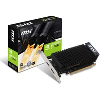 MSI NVIDIA GeForce GT 1030 2GH LP OC 2GB 64 bit GDDR5 DX(12) PCI-E 3.0 Ekran Kartı (GT 1030 2GH LP OC)