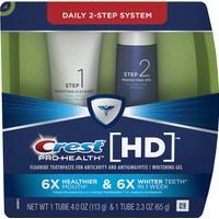 Crest ProHealth HD Daily İki Adımlı Diş Macunu Seti