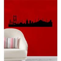 İstanbul-2 Vinil Duvar Sticker