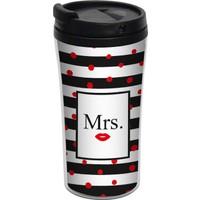 Allmug İç - Dış Plastik Termos - Mrs.