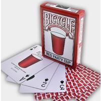Bicycle Red Cup Oyun Kağıdı