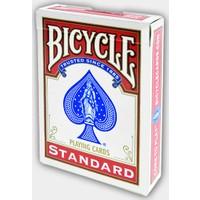 Bicycle Kırmızı Standard Oyun Kağıdı