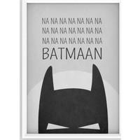 Juno Batman Çerçeveli Poster