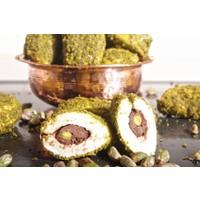 Gold Antepya Yarım Ay Antep Fıstıklı Lokum 1 kg