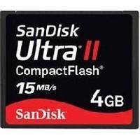 Sandisk 4 Gb Cf Hafıza Kartı