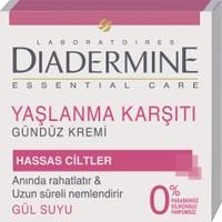 Diadermine High Tolerance Kırışıklık Karşıtı Bakım Kremi 50 ml