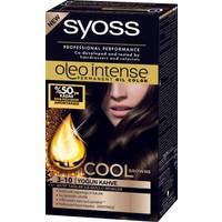 Syoss Oleo Intense Color 3-10 Yoğun Kahve Saç Boyası