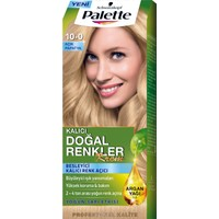 Palette Natural Colors 10.0 Açık Papatya Saç Boyası