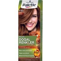 Palette Doğal Renkler 7-57 Tarçın Kahve Saç Boyası