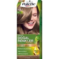Palette Natural Colors 7.0 Bal Saç Boyası