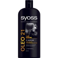 Syoss Oleo Şampuan 700 Ml