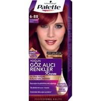 Palette Yoğun Göz Alıcı Renkler 6-88 Sonbahar Kızılı Saç Boyası