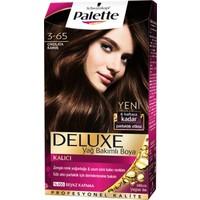 Palette Deluxe 3.65 Çikolata Kahve Saç Boyası