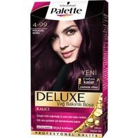 Palette Deluxe 4.99 Patlıcan Moru Saç Boyası