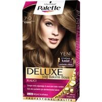 Palette Deluxe 7-0 Kumral Saç Boyası