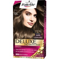 Palette Deluxe 7.1 Kullu Kumral Saç Boyası