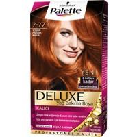Palette Deluxe 7.77 Yoğun Bakır Saç Boyası
