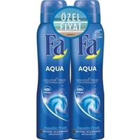 Fa Deospray 2'Li Aqua 150Ml+150Ml