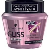 Gliss Bakım Maskesi Deep Repair 200ml