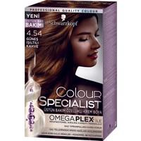 Colour Specıalıst 4-54 Güneş Işıltılı Kahve 60 Ml