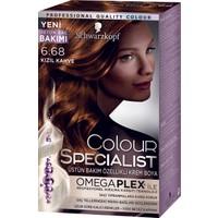 Colour Specıalıst 6-68 Kızıl Kahve 60 Ml