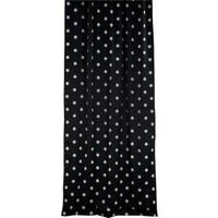 Premier Home Blackout Fon Perde Lacivert Beyaz Yıldız Desenli 140X270