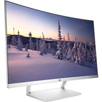 "HP Z4N74AA 27"" 5ms (HDMI+Display) Full HD Curve Monitör"