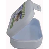 Tekreyonda Sabun Saklama Kutusu - Kapaklı Sabunluk L505