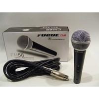 Fugue Fm-58 Mikrofon Kablo Dahil