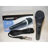 Fugue Fm-198A Mikrofon - Kablo Dahil