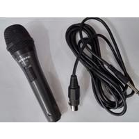 Artsound Hq-138 Profesyonel Dinamik Mikrofon + Kablo