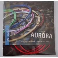 Aurora Kırmızı Saz Teli 0,20 Uzun Sap Bağlama