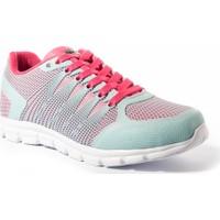 Viscon Kadın Ayakkabı 1665231 Mint-Fuşya