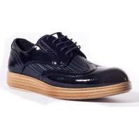 Conteyner Erkek Ayakkabı 619214 Lacivert Rugan