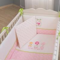 Funna Baby Garden Mini Uyku Seti - 60 x 120 Cm