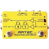 Artec Ls2 - Çift Kanal Loop Switch Pedal