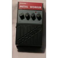 Maxtone Mwr01 Metal Worker Ses Efekt Pedalı