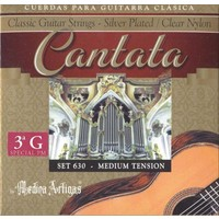 Medina Orta Tansiyon Cantata Klasik Gitar Teli