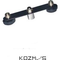 Kozmos Ks-3822 İki Mikrofon Bağlantı Aparatı