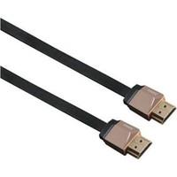 Hama Hs HDMI Ethernet Flexislim Altın Uç 4K 5S 1.5M