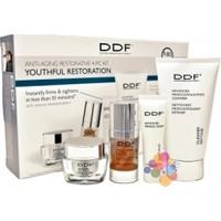 Ddf Anti-Aging Restorative Skincare Kit-Yaşlanma K