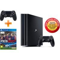 Sony Playstation 4 Pro 1 Tb + 2. Kol + Pes 2017 (Eurasia)