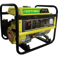 Rother Rtr1500 Benzinli Jeneratör 1/1.1 Kva İpli
