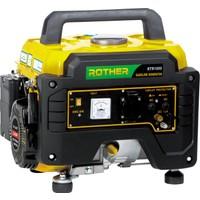 Rother Rtr1000 Benzinli Jeneratör 1/1.1 Kva İpli Çanta Tip